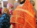 22 мая 2014 г., в день воспоминания перенесения мощей святителя Николая Чудотворца в г.Бари, епископ Лысковский и Лукояновский Силуан совершил Божественную литургию в Никольском храме с.Просек