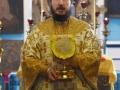 2 декабря 2018 г., в неделю 27-ю по Пятидесятнице, епископ Силуан совершил литургию в Благовещенском храме села Разнежье