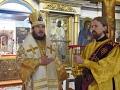 112 декабря 2018 г., в неделю 27-ю по Пятидесятнице, епископ Силуан совершил литургию в Благовещенском храме села Разнежье