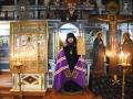 32 декабря 2018 г., в неделю 27-ю по Пятидесятнице, епископ Силуан совершил литургию в Благовещенском храме села Разнежье