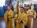 92 декабря 2018 г., в неделю 27-ю по Пятидесятнице, епископ Силуан совершил литургию в Благовещенском храме села Разнежье