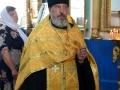 29 июля 2017 г., в неделю 8-ю по Пятидесятнице, епископ Силуан совершил вечернее богослужение в Троицком храме села Красный Бор