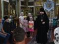 29 июля 2017 г. епископ Силуан встретился с прихожанами в селе Красный Бор