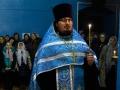 14 февраля 2017 г., в праздник Сретения Господня, епископ Силуан совершил вечернее богослужение в Христорождественском храме села Красный Ватрас