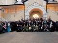 C 9 по 11 декабря 2017 г. клирик Лысковской епархии принял участие в работе форума «Пересвет» в городе Саранске