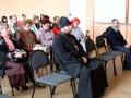 23 апреля 2014 года в МБОУ средней общеобразовательной школе №3 г. Лысково прошёл семинар преподавателей ОПК и воскресных школ, организованный отделом религиозного образования и катехизации Лысковской епархии.
