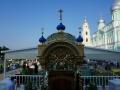 31 июля и 1 августа 2014 г. в Свято-Троицком Серафимо-Дивеевском монастыре прошли торжества, посвященные дню памяти преподобного Серафима, Саровского чудотворца.