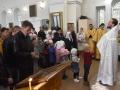 30 сентября 2018 г., в неделю 18-ю по Пятидесятнице, по Воздвижении, епископ Силуан совершил чин великого освящения храма в честь святителя Иоанна Милостивого города Сергача