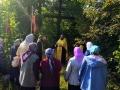 3 сентября 2019 г. в Сергаче совершили молитву на месте страдания первых новомучеников