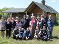 16 июня 2018 г.  студенты Сергачского Агропромышленного техникума совершили паломничество в Бортсурманы Пильнинского района