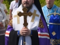 3 июня 2018 г. епископ Силуан освятил поклонный крест на въезде в город Сергач