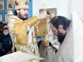 18 января 2018 г., в навечерие праздника Богоявления, епископ Силуан совершил литургию во Владимирском соборе города Сергача