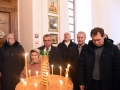 19 ноября 2017 г., в неделю 24-ю по Пятидесятнице, в Сергаче освятили Ильинский храм