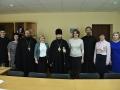18 января 2018 г. епископ Силуан встретился с начальником управления образования Сергачского района Ириной Курасовой