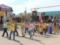 8 июля 2018 г.  в Сергаче состоялись торжества посвященные святым благоверным князьям Петру и Февронии