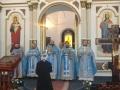 10 декабря 2018 г. состоялась соборная служба и исповедь духовенства Сергачского благочиния
