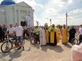 12 и 13 июля 2017 г. через Сергачское благочиние проследовал епархиальный велопробег