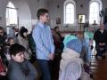 1 апреля 2018 г. епископ Силуан встретился с учениками воскресной школы в городе Сергаче