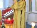 16 августа 2014 г., в неделю 10-ю по Пятидесятнице и день памяти святого праведного Алексия Бортсурманского, епископ Силуан совершил всенощное бдение в храме в честь Владимирской иконы Божией Матери г. Сергача.