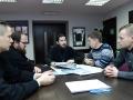 28 декабря 2016 г. епископ Силуан провёл рабочее совещание по строительству Духовно просветительского центра в городе Сергач