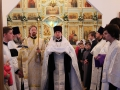 13 января 2014 г. епископ Лысковский и Лукояновский Силуан возглавил праздничное всенощное бдение в Казанском храме г. Первомайска.
