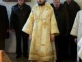 11 января 2014 г. епископ Силуан совершил всенощное бдение во Всехсвятском храме с. Починки.