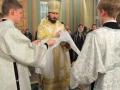7 января 2014 г. епископ Лысковский и Лукояновский Силуан совершил рождественское богослужение в Свято-Троицком Макарьевском Желтоводском монастыре.