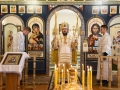 26 августа 2018 г. епископ Силуан совершил Божественную литургию в селе Спасское
