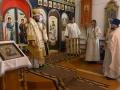 26 августа 2018 г. епископ Силуан с26 августа 2018 г. епископ Силуан совершил Божественную литургию в селе Спасскоеовершил Божественную литургию в селе Спасское
