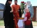 3 мая  2014 г. епископ Лысковский и Лукояновский Силуан возглавил всенощное бдение в восстанавливающемся храме в честь Казанской иконы Божией Матери в с.Спешнево Княгининского района.