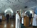 15 февраля 2018 г., в праздник Сретения Господня, епископ Силуан совершил литургию в Макарьевском монастыре