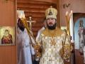 8 июля 2018 г., в неделю 6-ю по Пятидесятнице, епископ Силуан совершил освящение храма в селе Сырятино