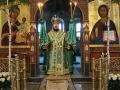 7 июня 2014 г., в день Святой Троицы, епископ Лысковский и Лукояновский Силуан совершил всенощное бдение в Свято-Троицком Макарьевском монастыре.