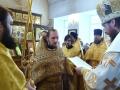28 января 2018 г., в неделю о мытаре и фарисее, епископ Силуан совершил литургию в Покровском храме села Вад