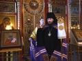 44 февраля 2018 г., в неделю о блудном сыне, епископ Силуан совершил литургию во Владимирском храме села Валки