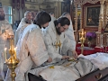 6 августа 2018 г. епископ Силуан совершил чин отпевания почившего иерея Феодора Романычева