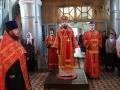 26 апреля 2014 г. епископ Лысковский и Лукояновский Силуан возглавил всенощное бдение в храме в честь Владимирской иконы Божией Матери в с.Валки.