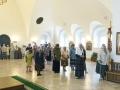 24 июня 2018 г., в неделю 4-ю по Пятидесятнице, епископ Силуан совершил литургию в Варницком монастыре