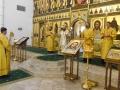 23 июня 2018 г., в неделю 4-ю по Пятидесятнице, епископ Силуан совершил вечернее богослужение в Варницком монастыре