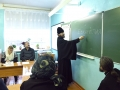29 октября 2017 г. епископ Лысковский и Лукояновский Силуан встретился с педагогическим составом Вазьянской школы в селе Вазьянка Спасского района.
