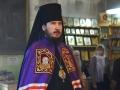12 мая 2018 г., в неделю 6-ю по Пасхе, епископ Силуан совершил вечернее богослужение в Георгиевском храме города Лысково
