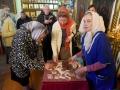 5 мая 2018 г., в неделю 5-ю по Пасхе и день памяти великомученика Георгия Победоносца, епископ Силуан совершил вечернее богослужение в Георгиевском храме города Лысково