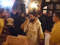 22 декабря 2018 г., в неделю 30-ю по Пятидесятнице, епископ Силуан совершил вечернее богослужение в селе Васильевка