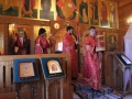 27 апреля  2014 г., в неделю Антипасхи, Преосвященнейший Силуан возглавил совершение Божественной литургии в храме в честь Преображения Господня в с. Великовском Лысковского района.