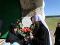 27 июля 2014 г. митрополит Нижегородский и Арзамасский Георгий с высокопоставленными гостями посетил Свято-Троицкий Макарьевский Желтоводский монастырь.