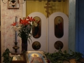 Посещение домового храма у прихожанки Саловой В. Ю.