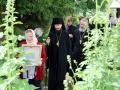 Посещение храма Живоначальной Троицы в с. Красный Бор.