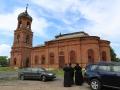 Посещение храма в с. Пасьяново.