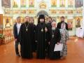 Посещение храма Живоначальной Троицы в с. Шарапово.