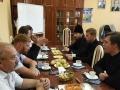 29 августа 2018 г. в Воротынской администрации состоялось совещание по строительству храма